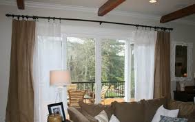 the reasons why you need curtains for sliding glass door