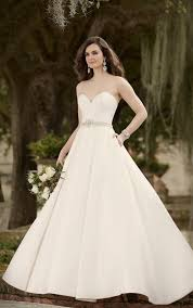 plain wedding dresses your favorite plain wedding gown it here weddingbee