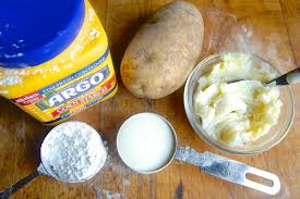potato starch how to substitute for potato flour flourish king arthur flour