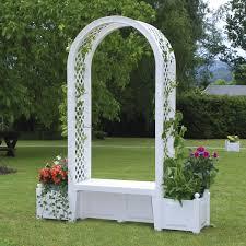 garden arch plastic garden ideas u0026 designs
