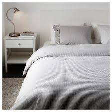 Ikea Bedding Sets Ikea Striped Duvet Covers Bedding Sets Ebay