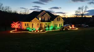 How To Set Up Landscape Lighting by Christmas Decorations And Christmas Lights Setup And Installation