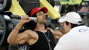john abraham u0027s biceps are kinda out of control gq india live