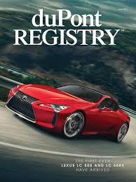 lexus lc ad song dupont registry autos june 2017 dupont registry amazon com books