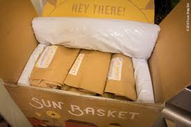 basket delivery testing the healthy recipes from sun basket a home delivery