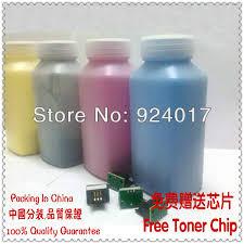 for ricoh spc250dn spc250sf bottled toner powder color laser