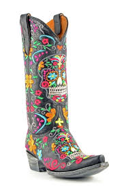 womens pink cowboy boots size 9 best 25 black cowboy boots ideas on festival fashion