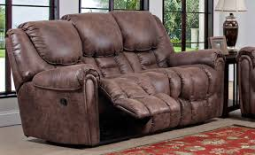 Power Recliner Sofas Mocha Chaise Power Recliner Sofa Living Room