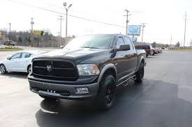 Dodge Ram Truck 4 Door - 2010 black dodge ram 1500 4wd 4 door trust auto used cars