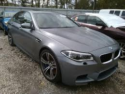 bmw m5 98 auto auction ended on vin wbsfv9c55ed593001 2014 bmw m5 in al