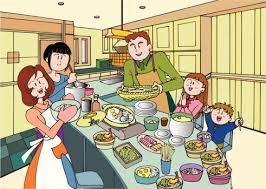 cuisine en famille activité familiale centre d amitié autochtone la tuquecentre d