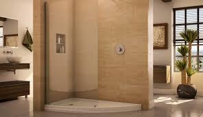 Bathroom Shower Stall Kits Bathroom Shower Corner Shower Stall Kits Awesome Corner Shower