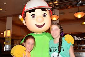 handy manny party characters kids