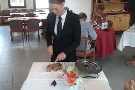 apprentissage en cuisine restauration cap commercialisation et service en hotel café restaurant