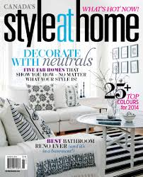 style at home magazine canada home style