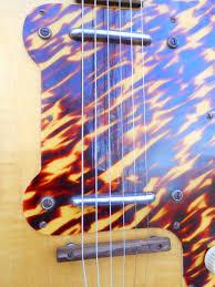 your grandpa u0027s guitar 1950 u0027s kay k161 thin twin electric guitar