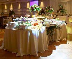 Table Buffet Decorations by Wedding Buffet Table Decorating Ideas Photo Gallery Photo Of