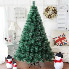 1 5m 5ft deluxe frosted artificial tree
