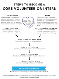 How To Make A Resume For Internships Internship In Orange County With Child Abuse Prevention Center
