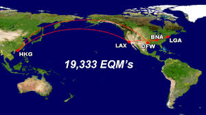 Turkish Airlines Route Map by New York To Hong Kong Fall Earn 19 333 Aadvantage Eqm U0027s 589 One