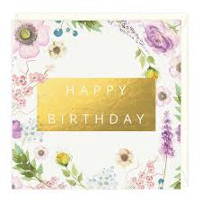 flowers birthday happy birthday flowers card by whistlefish whistlefish