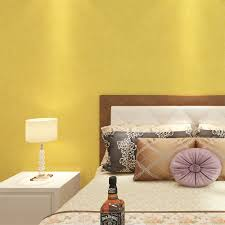 Bedroom With Bright Yellow Walls Popular Simple Wallpaper For Bedroom Walls Buy Cheap Simple