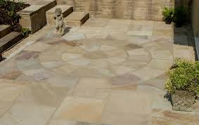 Reclaimed Patio Slabs Patios Go Wild Landscapes