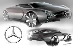 mercedes supercar mercedes super car by dannychhang on deviantart
