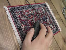 Persian Rug Mouse Mat by Mouse Rug Pcmasterrace