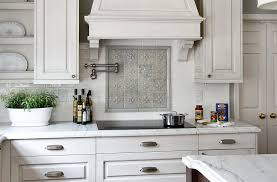 alluring white kitchen cabinets with backsplash a countertops