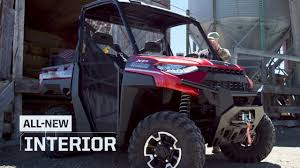 polaris 2018 polaris ranger xp 1000 youtube