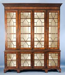 Glass Bookcases With Doors Oak Bookcases With Glass Doors Glass Bookcase Doors Bookcases