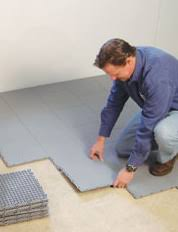 Basement Floor Covering Keep Your New York Basement Steps To Drying A Basement In