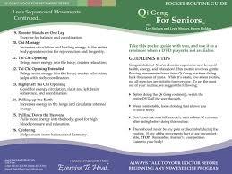 Chair Exercises For Seniors Qi Gong For Seniors