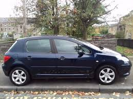 peugeot family car peugeot 307 1 6 2007 07 diesel long mot very economical