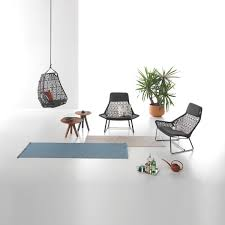 Garden Egg Swing Chair Maia Egg Swing Hanging Chair Kettal Ambientedirect Com