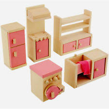 dollhouse kitchen furniture dollhouse kitchen set ebay