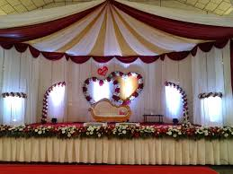 Wedding Hall Decorations Wedding Hall Stage Decoration Tbrb Info