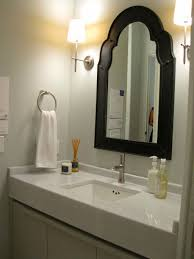 interesting bathroom mirrors framed ideas beautiful home