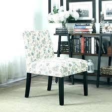 slipcover for slipper chair armless chair slipcover slip covering an accent chair armless