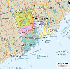 map rhode island detailed political map of rhode island ezilon maps