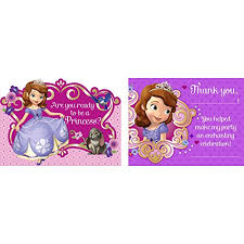 disney u0027s sofia the first party ideas