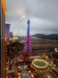 eiffel tower light show eiffel tower light show at the parisian macao macao i share