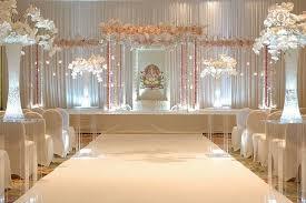 hindu wedding supplies soma sengupta indian wedding decorations white statement mandap