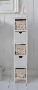 narrow bathroom storage cabinet sleek tall narrow storage cabinet for classic bathroom plan with