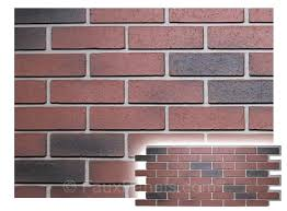 How To Whitewash Interior Brick How To Install Faux Brick Panels Lowes Diy Faux Brick Wall Reveal