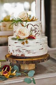 45 awesome rustic wedding cake ideas for sweet wedding ceremony