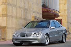 2003 mercedes e320 review 2003 09 mercedes e class consumer guide auto