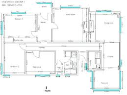 best program to draw floor plans program for drawing house plans use trace mode to import existing