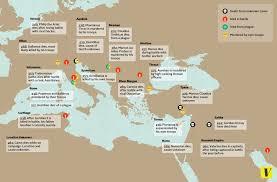 40 maps that explain the empire vox